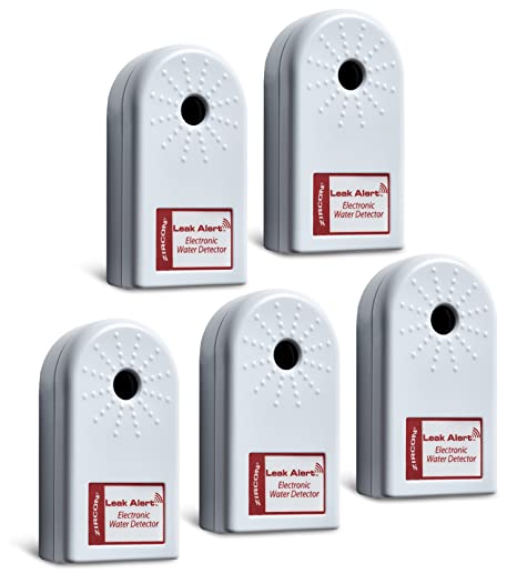 Water Leak Detector >> Zircon Leak Alert Water Leak Detector Flood Sensor Alarm Water