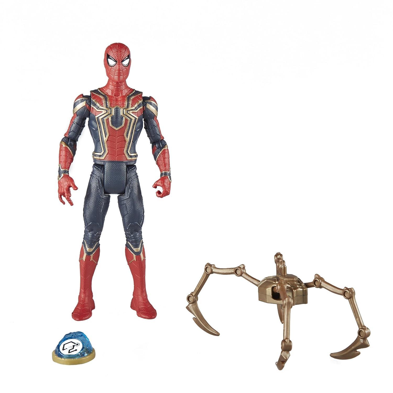 Marvel Avengers Infinity War Iron Spider with Infinity Stone Hasbro E1408