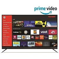Telefunken 165 cm (65 Inches) 4K Ultra HD Smart LED TV TFK65Q (Black) (2019 Model) |With Quantum Luminit Technology