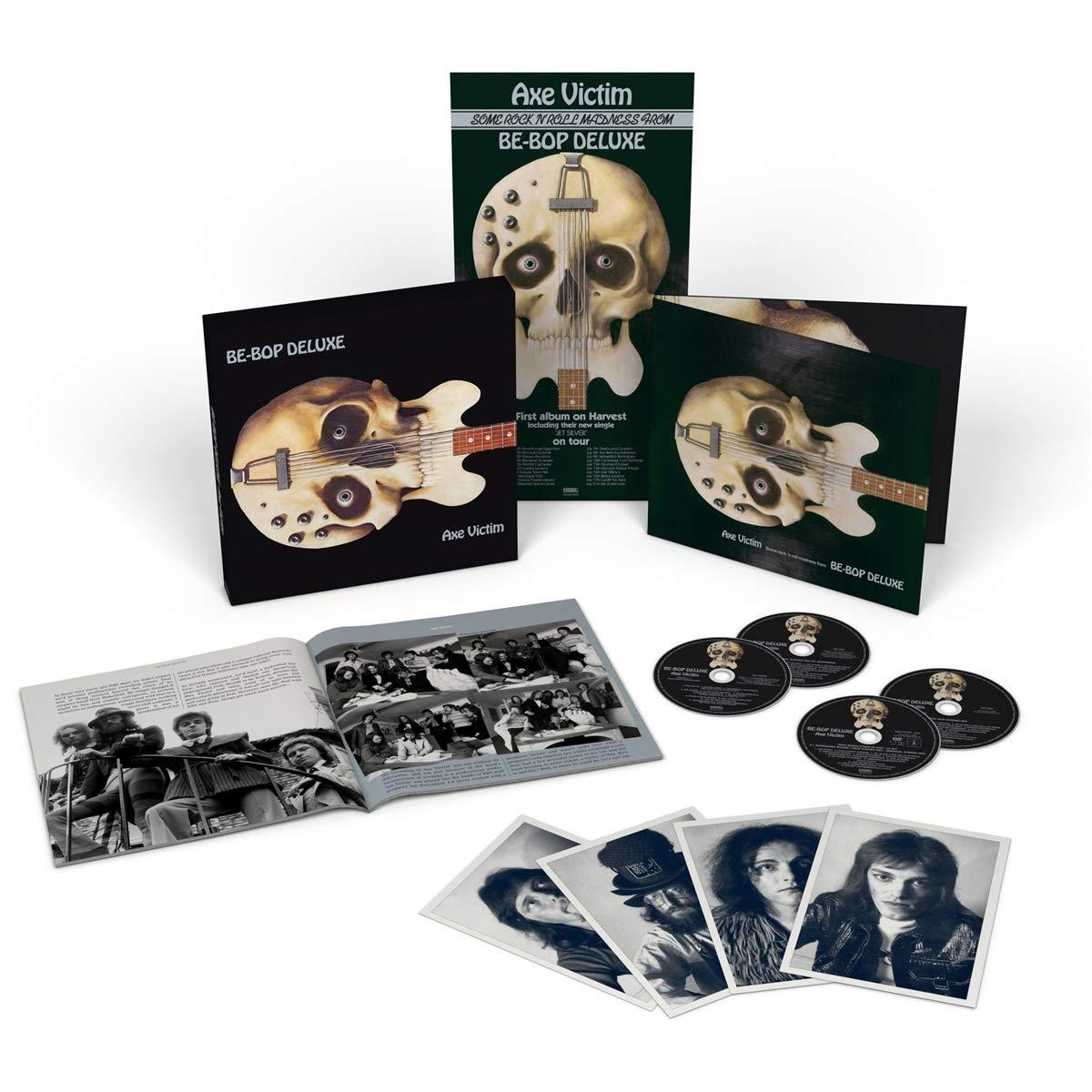 Axe Victim: Be-Bop Deluxe, Be-Bop Deluxe: Amazon.fr: Musique