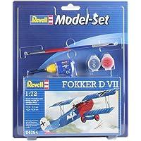 Revell Fokker D VII Model Set 64194