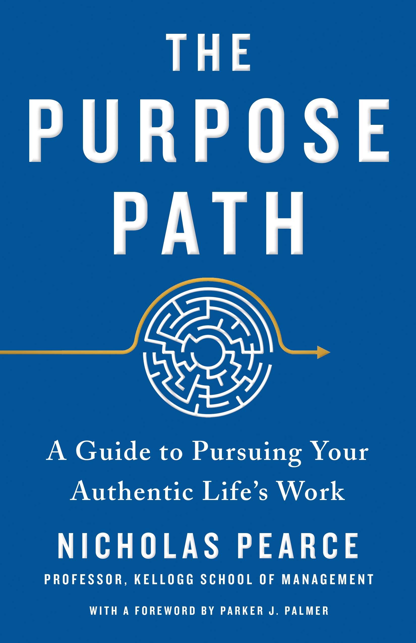 7 mejores libros de negocios- The Purpose Path