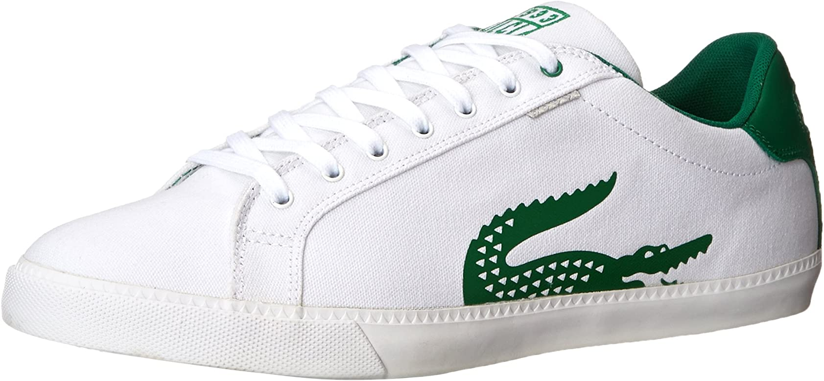 7508cd1d56c7 Lacoste Men s Grad Vulc Fashion Sneaker