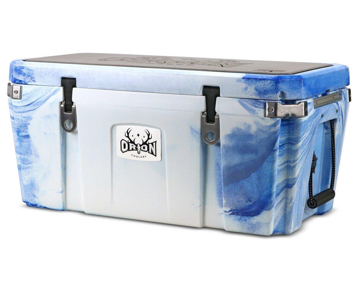 オリオンクーラー 85 (カラー:ホワイトブルー) 正規輸入品 ORION COOLERS 85 WHITE-BLUE   B079YWPX12