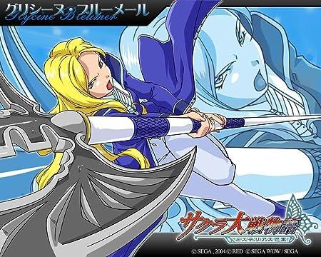 Sakura Wars Customized 30x24 Inch Silk Print Poster Wallpaper Great