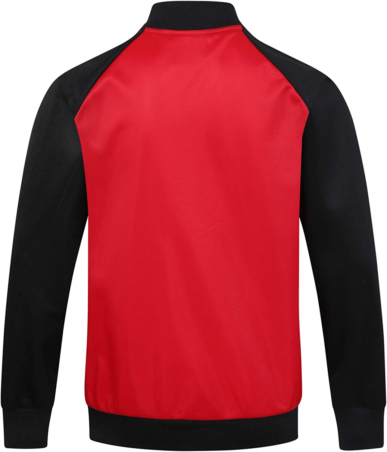 Nottingham Forest FC Official Football Gift Boys Retro Track Top Jacket