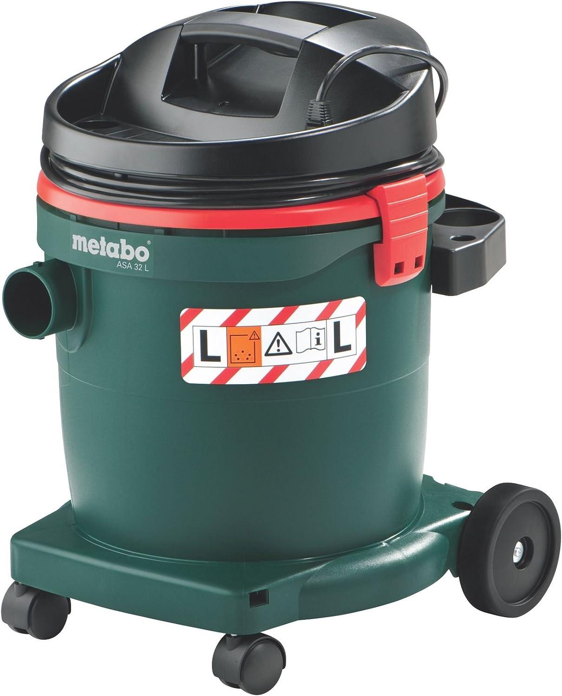 Metabo 602013000 ASA Aspirateur Industriel 32/l