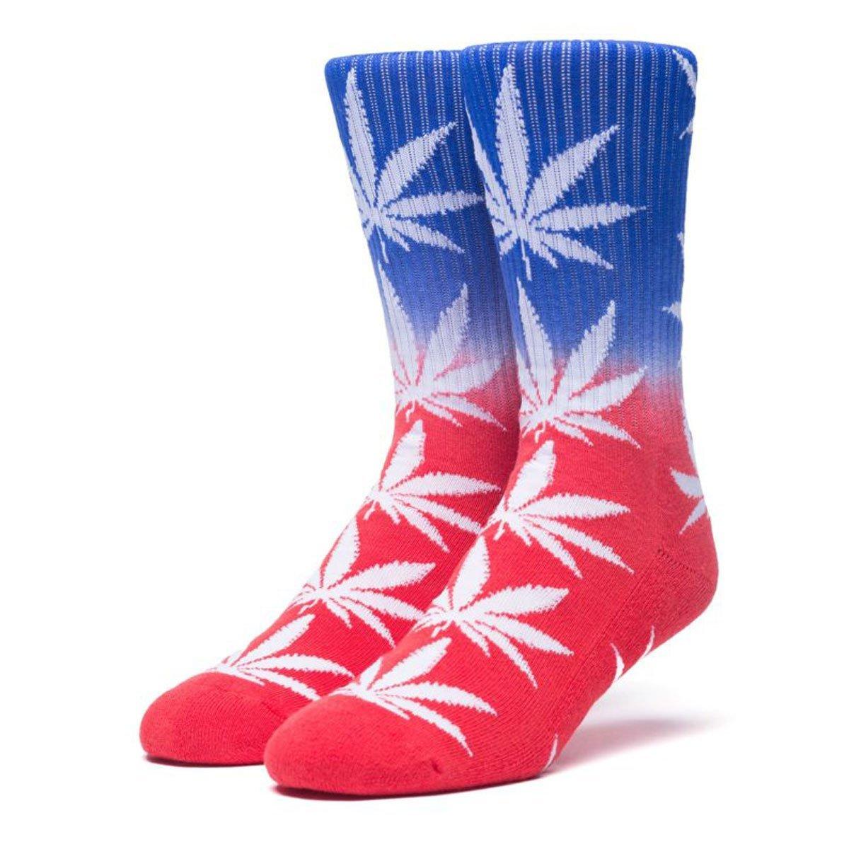 Huf Plantlife USA Socks - Red