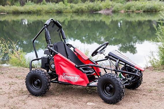 Coleman Powersports CK100-S 98cc/3 0HP Go Kart