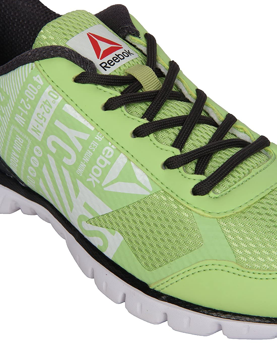 Reebok Men's LimeGravel Running Shoes 6 UKIndia (39 EU)(8.5 US)