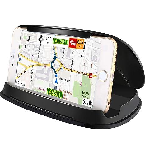 Matein Soporte de Coche para Samsung Galaxy S8, Soporte Universal de GPS para Tablero de