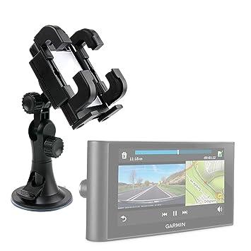 Duragadget Soporte para coche para los navegadores GPS de Garmin Nüvi 52LM, 2545LMT, 2547LM