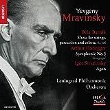 Mravinsky : Bartòk, Honegger, Stravinsky