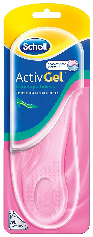Scholl Semelles ActivGel Talons Hauts/Aiguilles Reckitt Benckiser 3059949931521