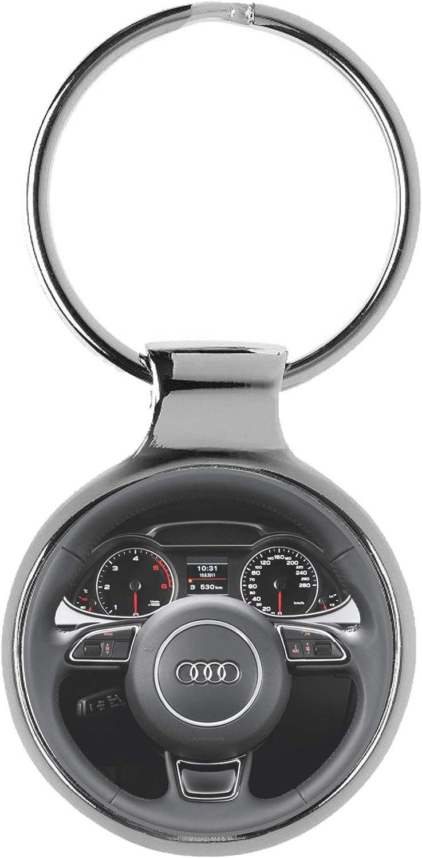 KIESENBERG Porte-cl/és Cadeau pour Audi A4 Fan Cockpit A-10036