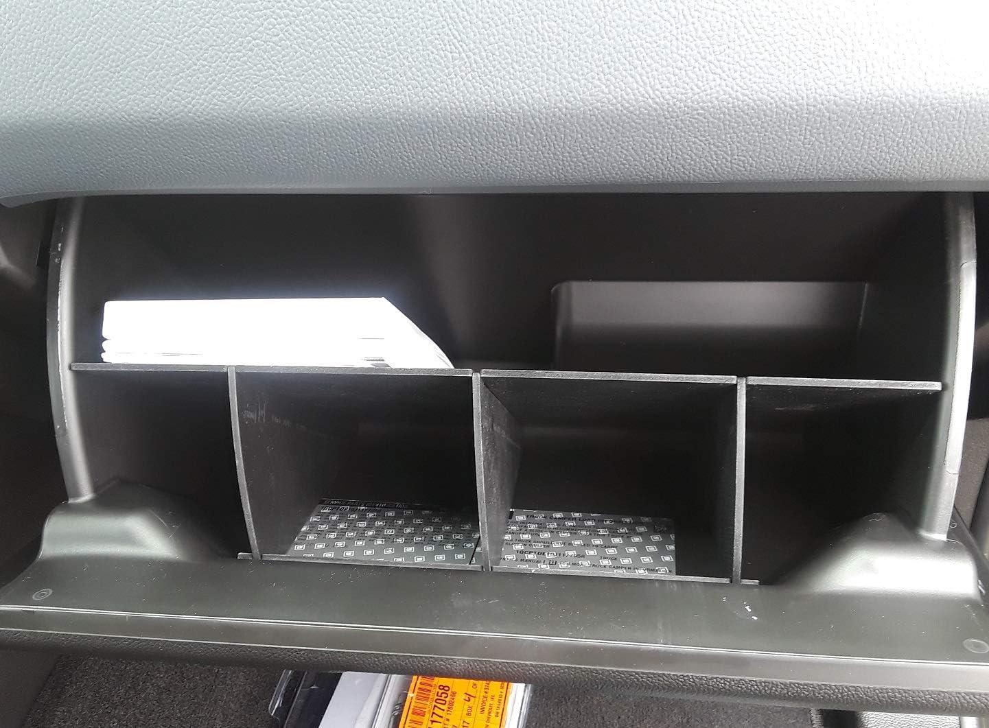 Center Console Organizer Tray for Chevy Colorado//GMC Canyon - Made in USA Vehicle OCD 2015-2019
