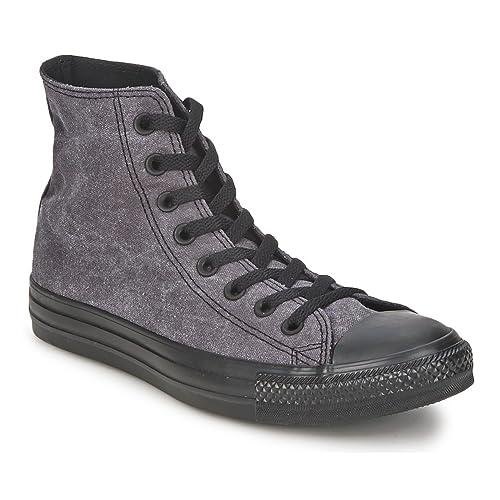 Converse Chuck Taylor Bas Vint Hi 308790 - 61 - 5 Hombre Zapatillas, Color Negro, Talla 35 EU: Amazon.es: Zapatos y complementos