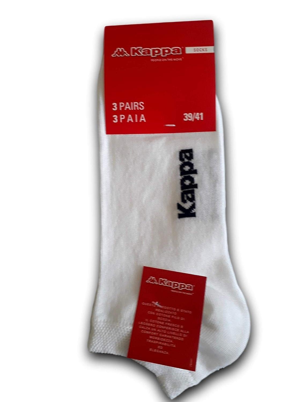 Kappa - Calcetines de deporte - para hombre: Amazon.es: Ropa y accesorios