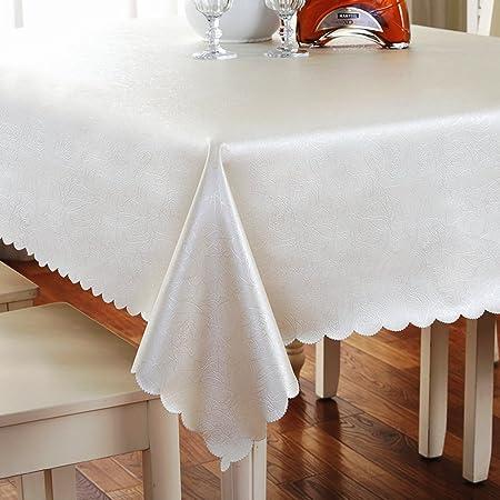 XMZDDZ Impermeable Paño De Tabla,Mesa Manteles,Libre De Aceite ...
