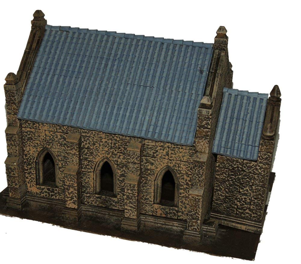 Hirst Arts Gothic Church Scale Model Making Kit by MaxxGallery