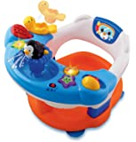VTech Aquasilla, silla de baño para jugar en la bañera (80-113722)