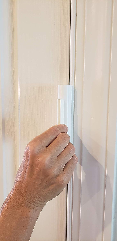 No mess Easy to use Patented product. Hinge Hero Stop squeaky door hinges Door Hinge Lubrication Tool