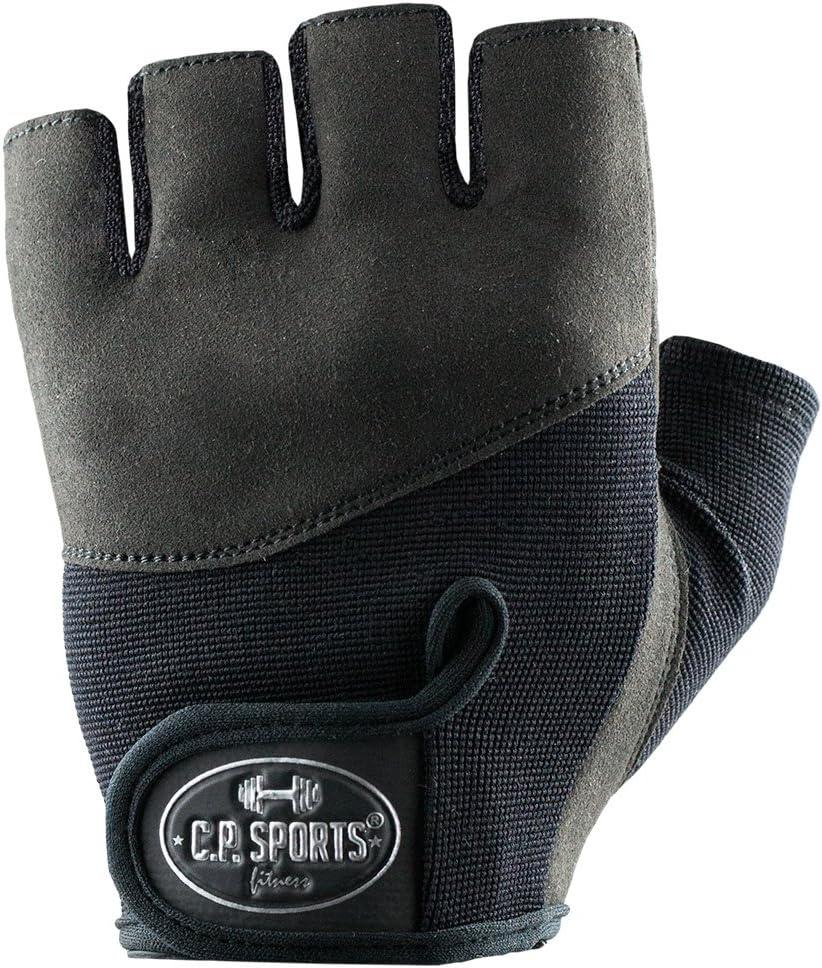 Sports mit Gr/ö/ßentabelle Trainings Handschuhe C.P Fitness Handschuhe Iron-Handschuh Komfort F7-1 Bodybuilding Kraftsport