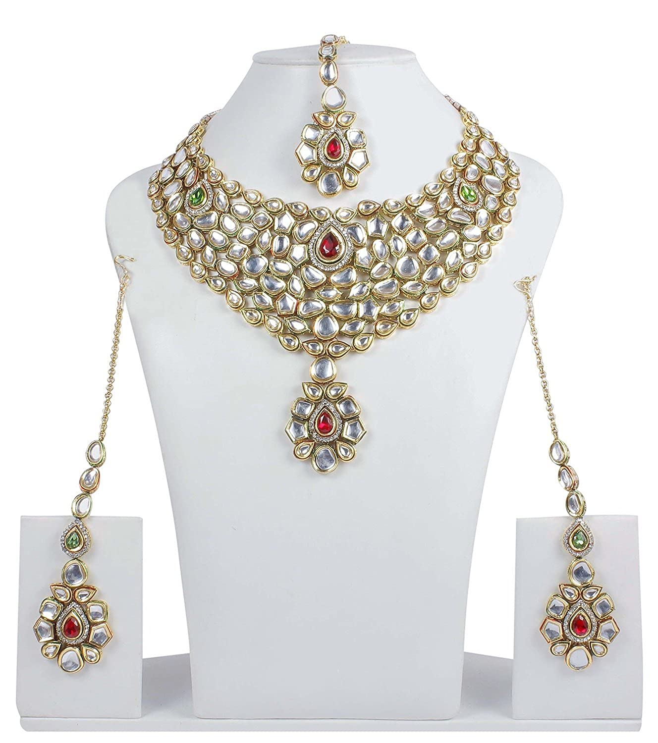 Inspirational Bridal Gold Jewellery Set Designs