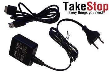 Takestop - Cargador USB para Sony Playstation Portable PSP ...