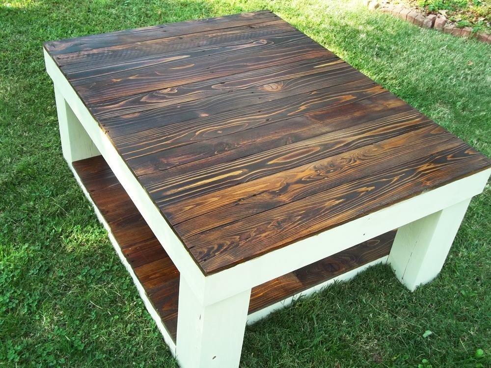 Amazon Com Reclaimed Wood Coffee Table Handmade