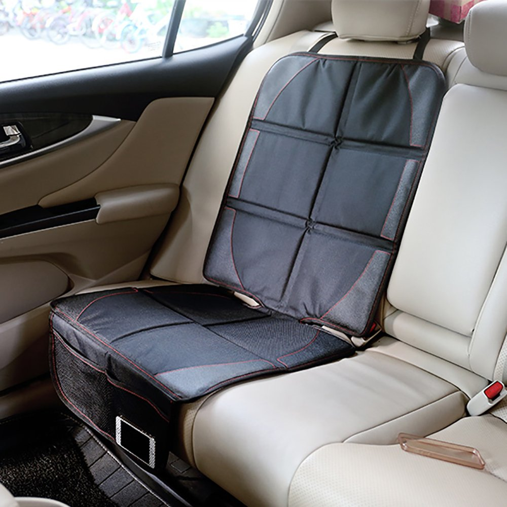 Valuetom Autositzschutz mit Organisationstaschen f/ür Baby und Haustiere im Auto,Rutschfest,Langlebig und Bequem