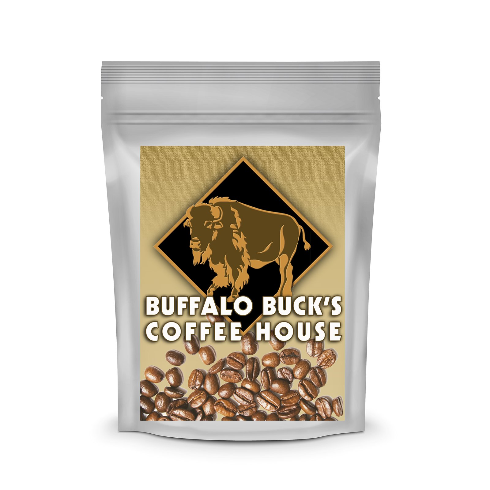 Rooibos Red Tea Loose Leaf Flavored with Sweet Caramel - 5 Pound Bag by Buffalo Buck's Coffee