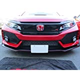 2017 - 2018 Honda Civic Type R STO-N-SHO Removable Front License Plate