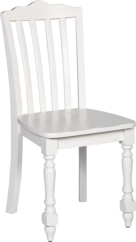 Hillsdale Furniture Hillsdale Lauren, White Chair,