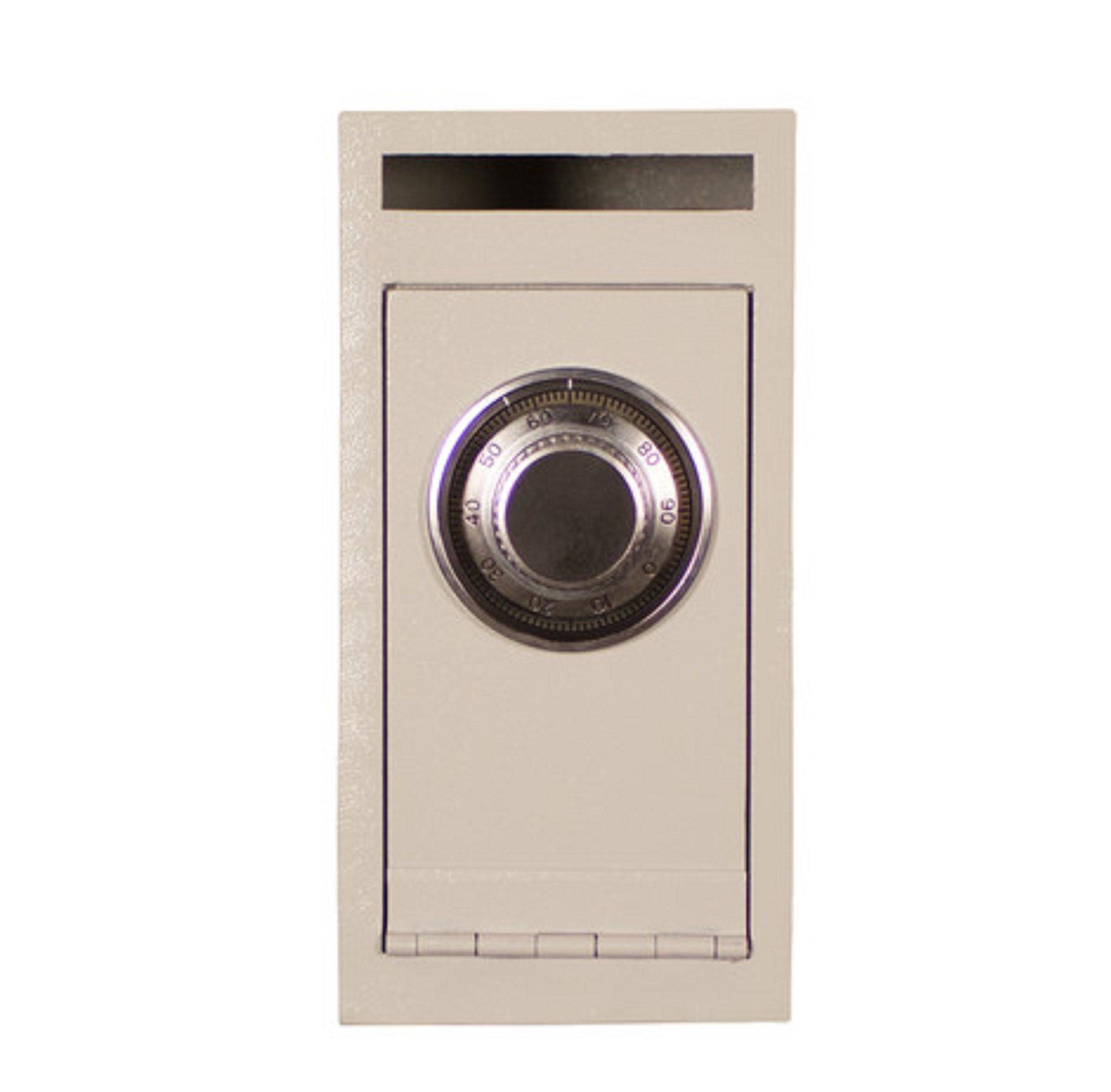 Tracker Safe DS12 Dial Lock Deposit Safe