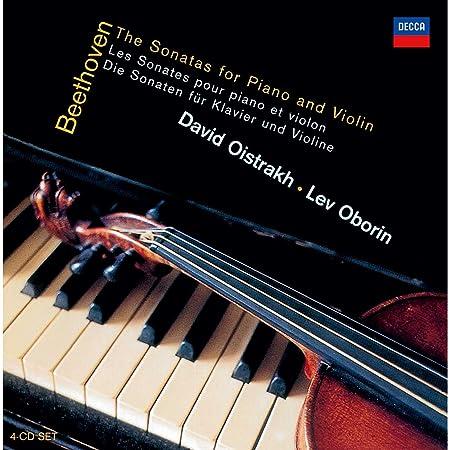 貝多芬第五號、第九號小提琴奏鳴曲