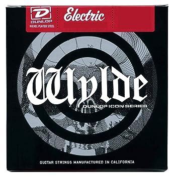 Dunlop ZWN1060 Zakk Wylde Icon Series firma cuerdas para guitarra eléctrica, Heavy.010 - .060, 6 cuerdas Set: Amazon.es: Instrumentos musicales