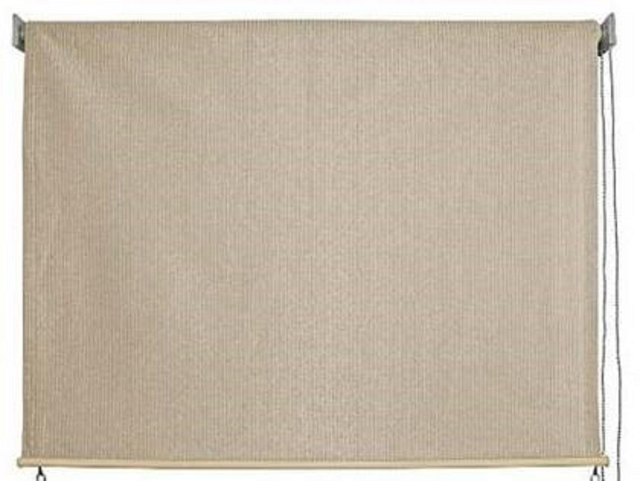 Keystone Fabrics Outdoor Roller Sun Shade, 8-Feet by 6-Feet, Monterey by Keystone Fabrics