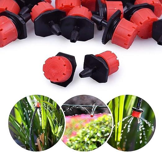 Pasutewel Sistema de riego por Goteo, para Jardín, riego automático, riego automático de Plantas, se Adapta al Invernadero y Las Plantas: Amazon.es: Jardín