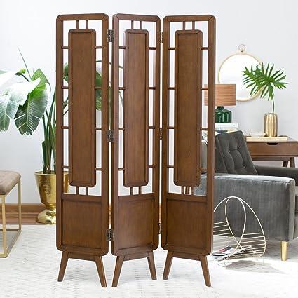 Amazon Belham Living Carter Mid Century Modern 3 Panel Room