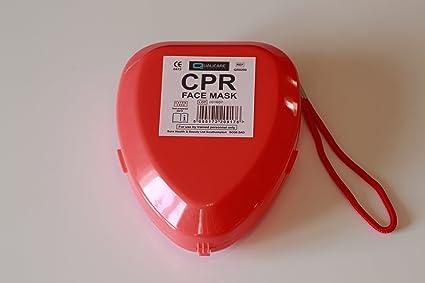 CPR máscara