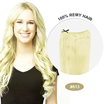 Amazon coco remy hair extensions straight 100 human hair 20 coco remy hair extensions straight 100 human hair 20 inches bleach blonde pmusecretfo Choice Image