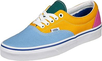 Vans Era Chaussures (Canvas) Multi/Bright: Amazon.fr ...