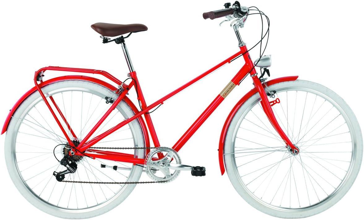 Bh - Bicicleta de Paseo gacela: Amazon.es: Deportes y aire libre