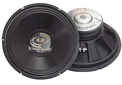 Pyle PPA15 15-inch 8ohm Woofer: Amazon in: Electronics