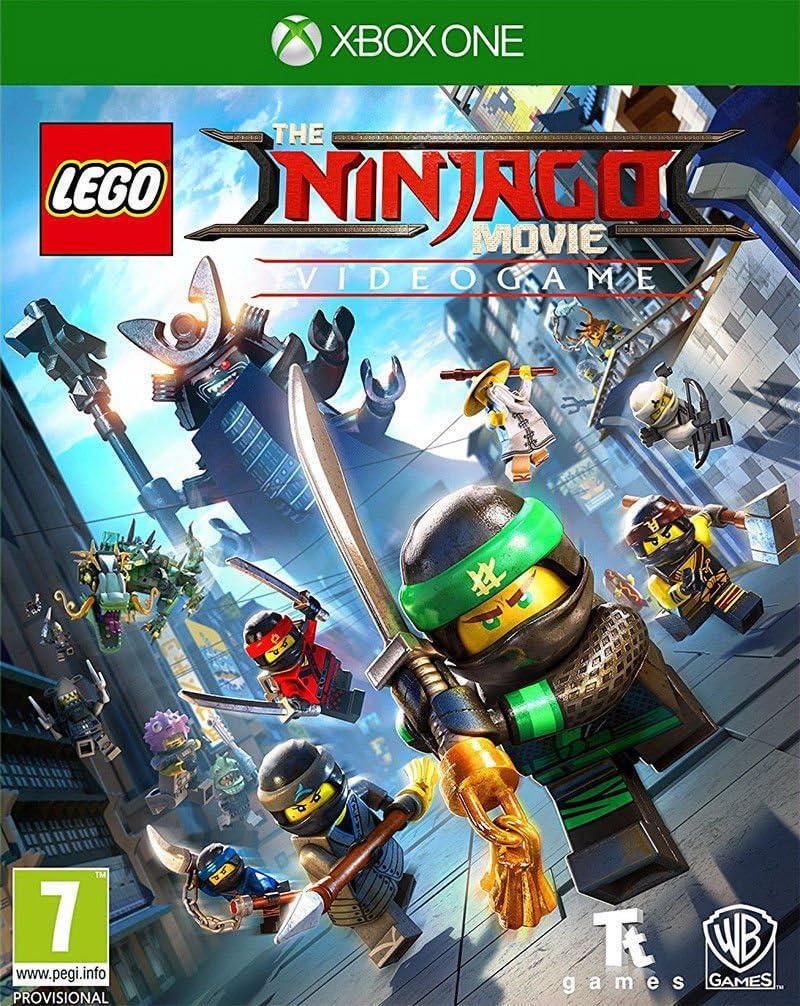 LEGO Ninjago Movie Game Videogame (Xbox One): Amazon.es: Videojuegos