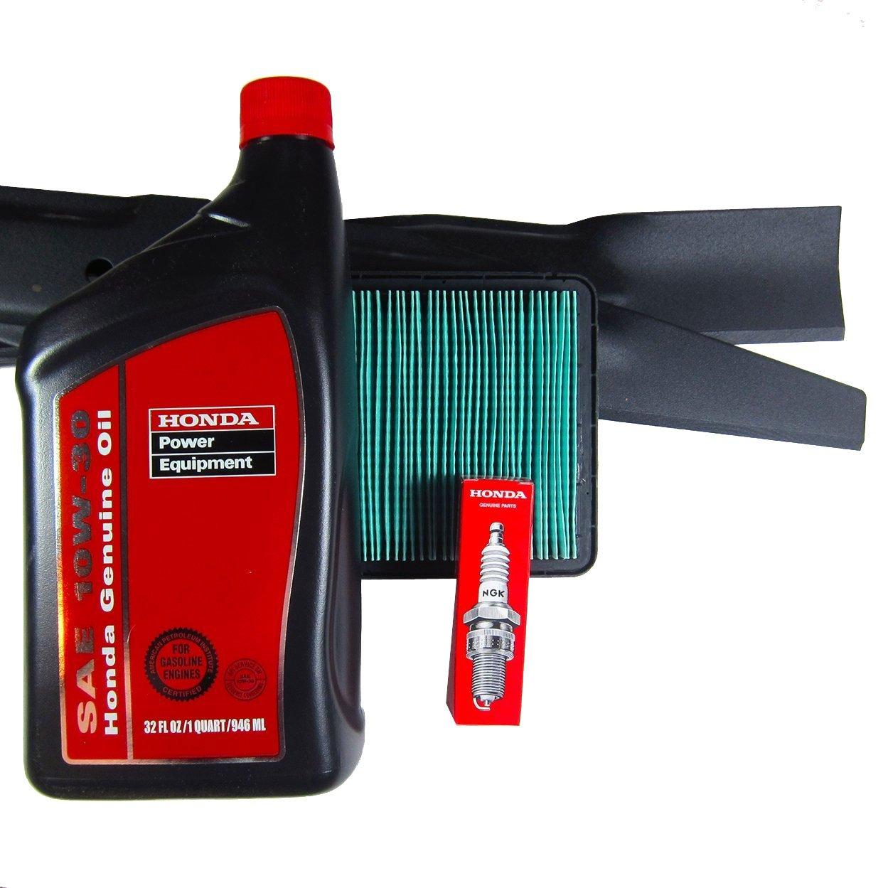 Amazon.com : Honda HRR216 Series Tune-Up Kit (Serial Range MZCG-6000001 to  MZCG-7999999) : Garden & Outdoor