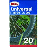 Bell 20-Inch Universal Inner Tube, Width Fit Range 1.75-Inch to 2.125-Inch, Black
