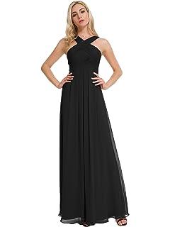 1ae04b0925497 Alicepub Chiffon Bridesmaid Dresses Long Formal Dresses Prom Evening Gown