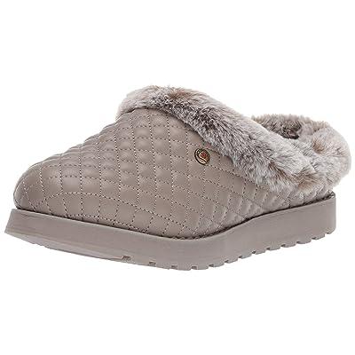 Skechers BOBS Women's Keepsakes-Snug Bug Quilted Slipper with Memory Foam | Slippers